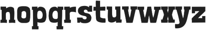 Londrina Solid Serif otf (400) Font LOWERCASE