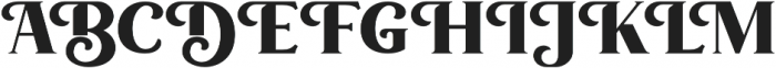 LonglineQuart otf (400) Font UPPERCASE
