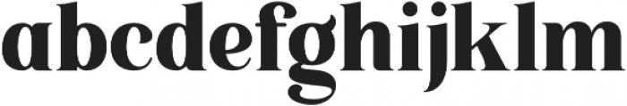 LonglineQuart otf (400) Font LOWERCASE