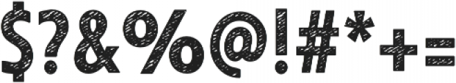 Look Sans Jean Bold otf (700) Font OTHER CHARS