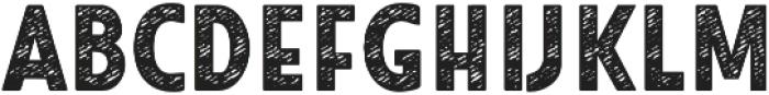 Look Sans Jean Bold otf (700) Font LOWERCASE