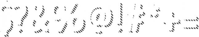 Look Sans Line Regular otf (400) Font OTHER CHARS