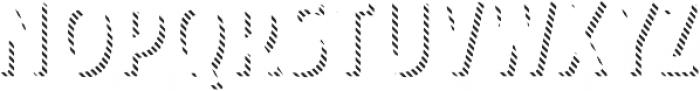 Look Sans Line Regular otf (400) Font LOWERCASE
