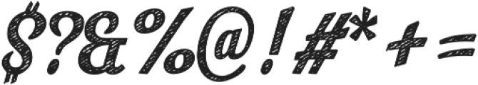 Look Script Jean Bold otf (700) Font OTHER CHARS