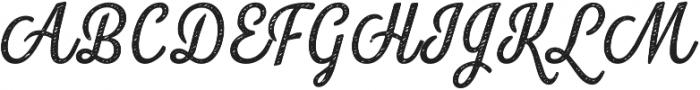 Look Script Jean Regular otf (400) Font UPPERCASE