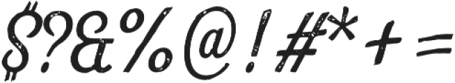 Look Script Print Regular otf (400) Font OTHER CHARS