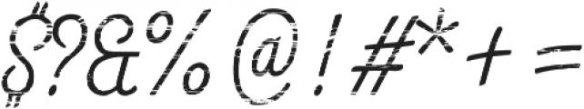 Look Script Wood Light otf (300) Font OTHER CHARS