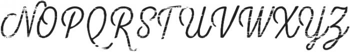 Look Script Wood Light otf (300) Font UPPERCASE