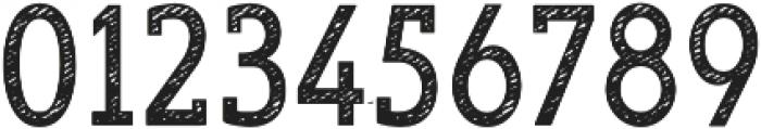 Look Serif Jean Regular otf (400) Font OTHER CHARS