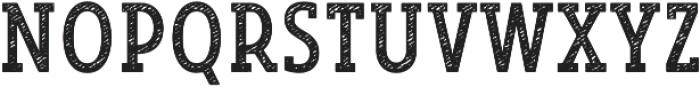 Look Serif Jean Regular otf (400) Font LOWERCASE