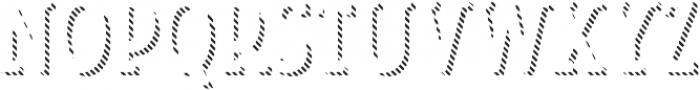 Look Serif Line Light otf (300) Font UPPERCASE