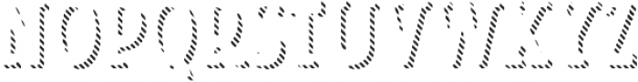 Look Serif Line Light otf (300) Font LOWERCASE