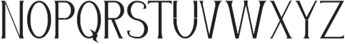 Loris Serif otf (400) Font UPPERCASE