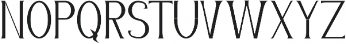 Loris Serif otf (400) Font LOWERCASE