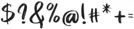LosDoel Regular otf (400) Font OTHER CHARS