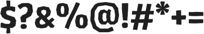 LosLana Niu SmallCaps Bold otf (700) Font OTHER CHARS