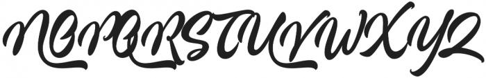 Lost Treasure Regular otf (400) Font UPPERCASE