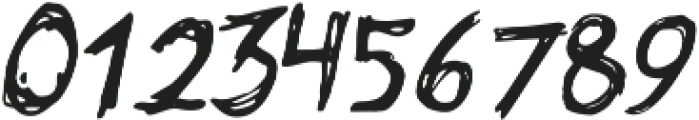 Lost... ttf (400) Font OTHER CHARS