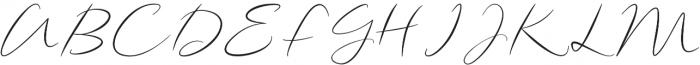Lotte otf (400) Font UPPERCASE