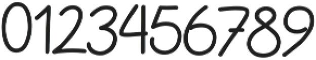 Lottus Script ttf (400) Font OTHER CHARS