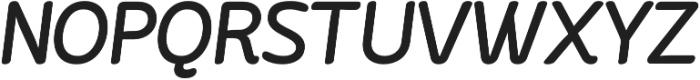 Lounge otf (400) Font UPPERCASE