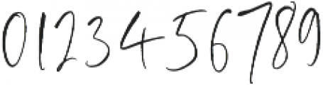 Love Notes Script ttf (400) Font OTHER CHARS