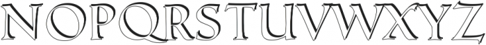 Love Notes Stacked ttf (400) Font LOWERCASE