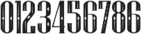 LoveBirds otf (400) Font OTHER CHARS