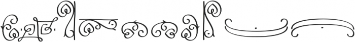 LoveHearts otf (400) Font OTHER CHARS