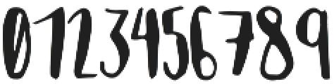 LoveLetter otf (400) Font OTHER CHARS