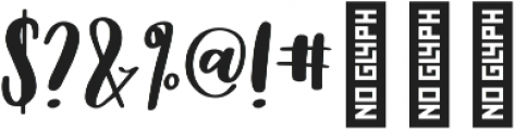 Lovebug otf (400) Font OTHER CHARS