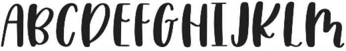 Lovebug otf (400) Font LOWERCASE