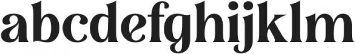 Lovechild Regular otf (400) Font LOWERCASE
