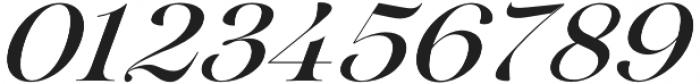 Lovelace Medium Italic otf (500) Font OTHER CHARS