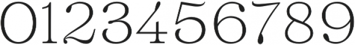 Lovelace Text Extralight otf (200) Font OTHER CHARS