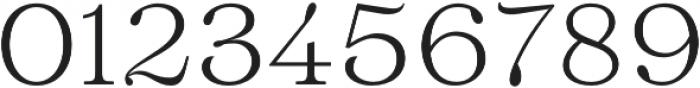 Lovelace Text Light otf (300) Font OTHER CHARS