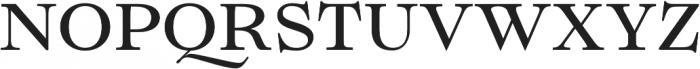 Lovelace Text Medium otf (500) Font UPPERCASE