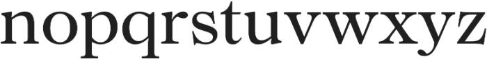 Lovelace Text Medium otf (500) Font LOWERCASE