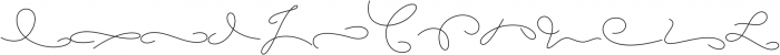 Lovepen Extras Extras otf (400) Font UPPERCASE