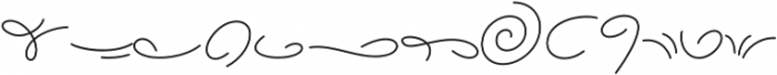 Lovepen Extras Extras otf (400) Font LOWERCASE