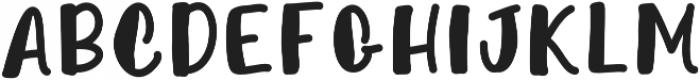 Loverly Ultrabold Regular otf (700) Font UPPERCASE