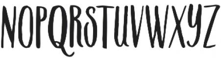 Lovile Type Medium Regular otf (500) Font LOWERCASE