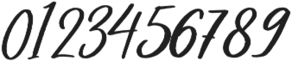 Lovina otf (400) Font OTHER CHARS