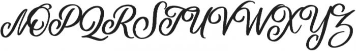 Lovina otf (400) Font UPPERCASE