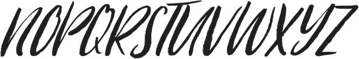Loving Saskia Italic otf (400) Font UPPERCASE