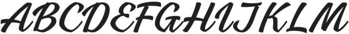 Low Casat Light otf (300) Font UPPERCASE