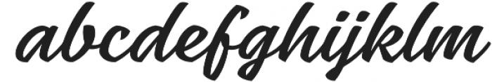 Low Casat Light otf (300) Font LOWERCASE