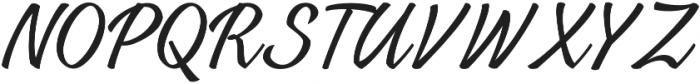Low Casat Thin otf (100) Font UPPERCASE