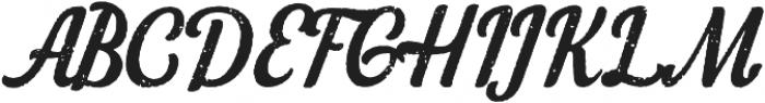 Loyal Watchman Script Regular otf (400) Font UPPERCASE