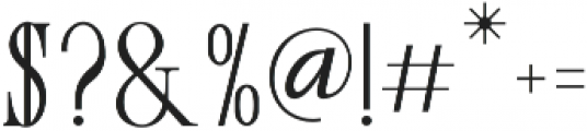 love and live ttf (400) Font OTHER CHARS